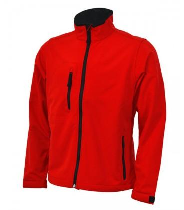Chaqueta Softshell Nordic rojo
