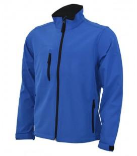 Chaqueta Softshell Nordic azul