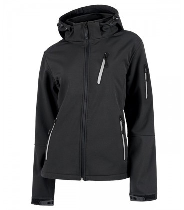 Chaqueta WorkShell S9497 NEGRO