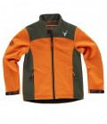 Chaqueta WorkShell S8130 NIÑO