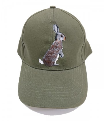 Gorra bordado Conejo 1
