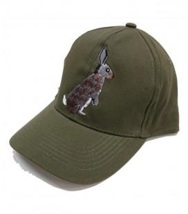 Gorra bordado Conejo 2