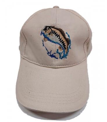 Gorra bordado Pesca 1