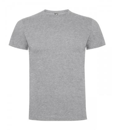 Camiseta Gris Vigoré Algodón 1