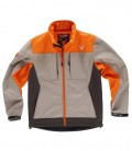 Chaqueta WorkShell S8625a