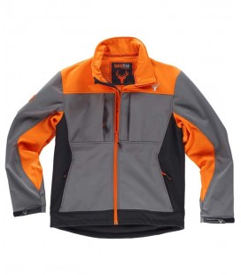 Chaqueta WorkShell S8625