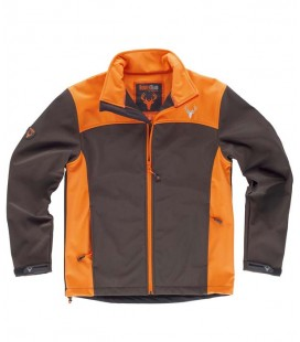 Chaqueta WorkShell S8630