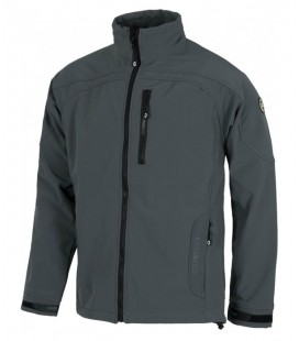 Chaqueta WorkShell S9010 GRIS