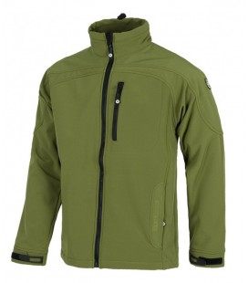 Chaqueta WorkShell S9010 VERDE